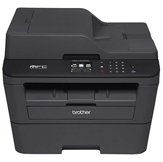 Brother MFC-L5750DW - Impresora multifunción láser monocromo (250 hojas, 40 ppm, USB 2.0, doble cara automática, Ethernet, Wifi) + Brother TN3480 - ...