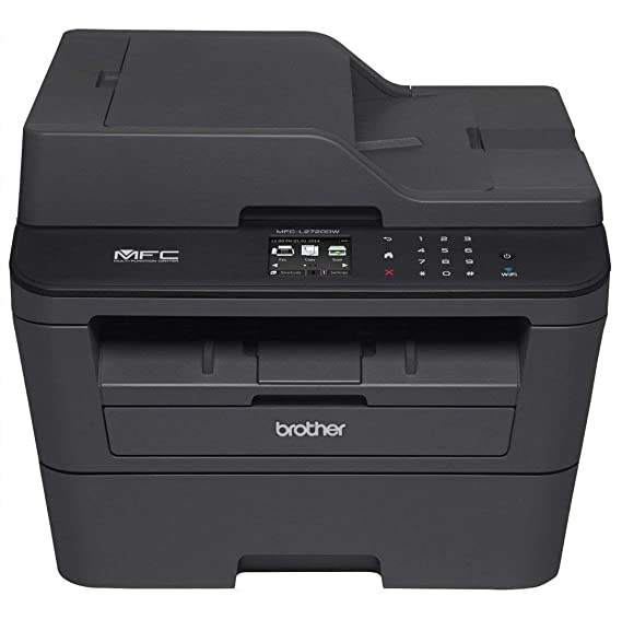 Brother MFC-L5750DW - Impresora multifunción láser monocromo (250 hojas, 40 ppm, USB 2.0, doble cara automática, Ethernet, Wifi) + Brother TN3430 - ...