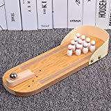 Mini Bowling Game Indoor Office Decorate Display