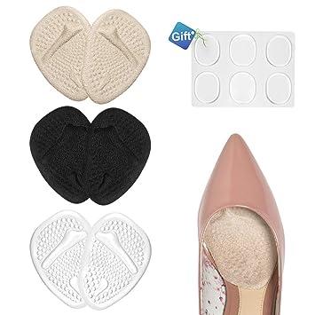 Amazon.com: Metatarsal Pads - Almohadillas para pies para ...
