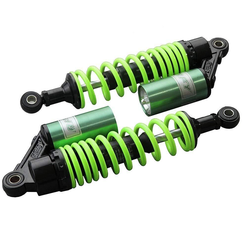 moto sportive 320 mm Ammortizzatori universali per moto scooter quad 31,8 cm ATV ammortizzatori posteriori per moto