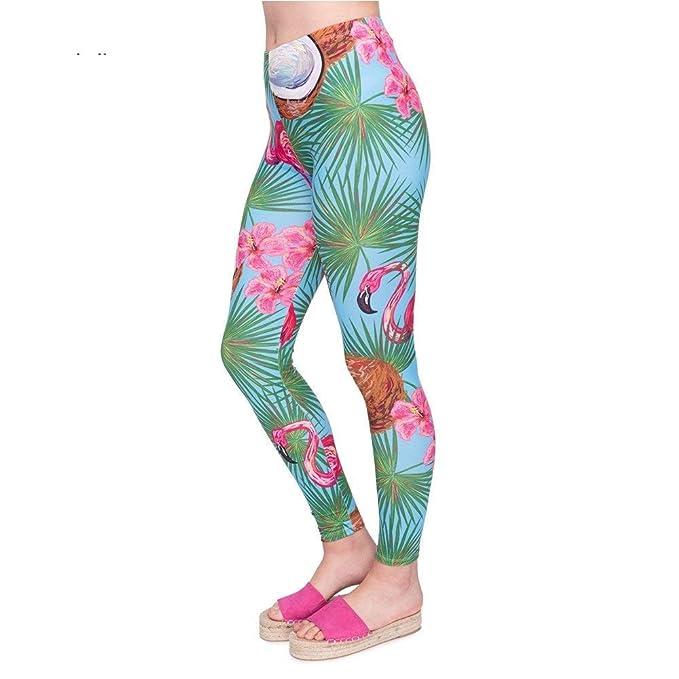 Targogo Pantalones De Yoga Nueva Serie Mujeres Legging ...
