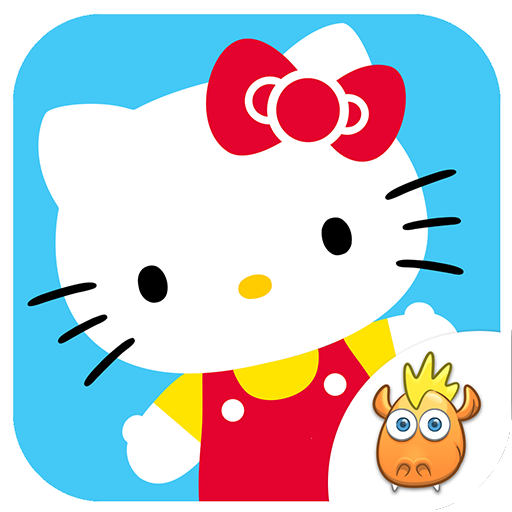 Hello Kitty: Educational activities, fun Arcade games and  Dress up for kids