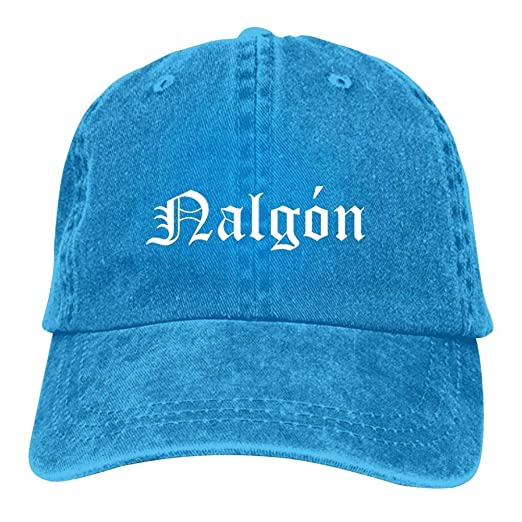 e590b07fcdc MKMK12 Nalgon Adult Adjustable Cowboys Funny Hat Gift Blue at Amazon ...
