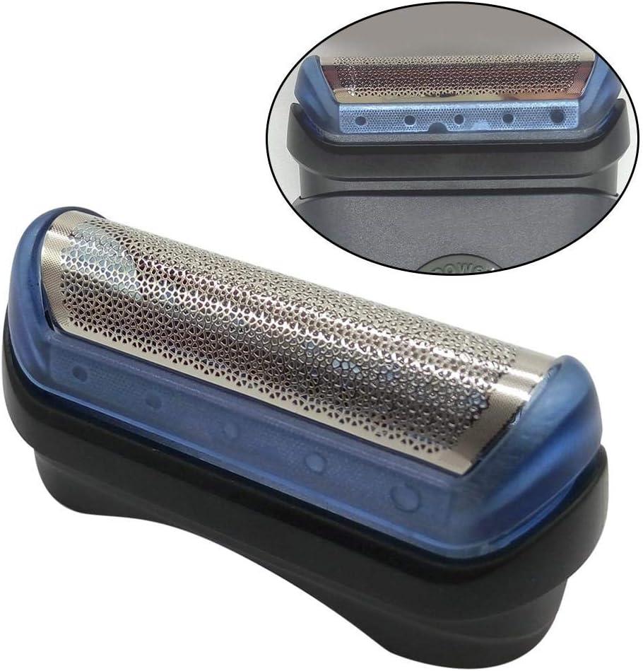 Cabezales de Afeitado de versión Mejorada, Cabezales de afeitadora eléctrica Módulo de Membrana de Malla de Malla de Repuesto para Braun 11B Series 1/110/120/140/815/835/5683/5684/5685: Amazon.es: Hogar