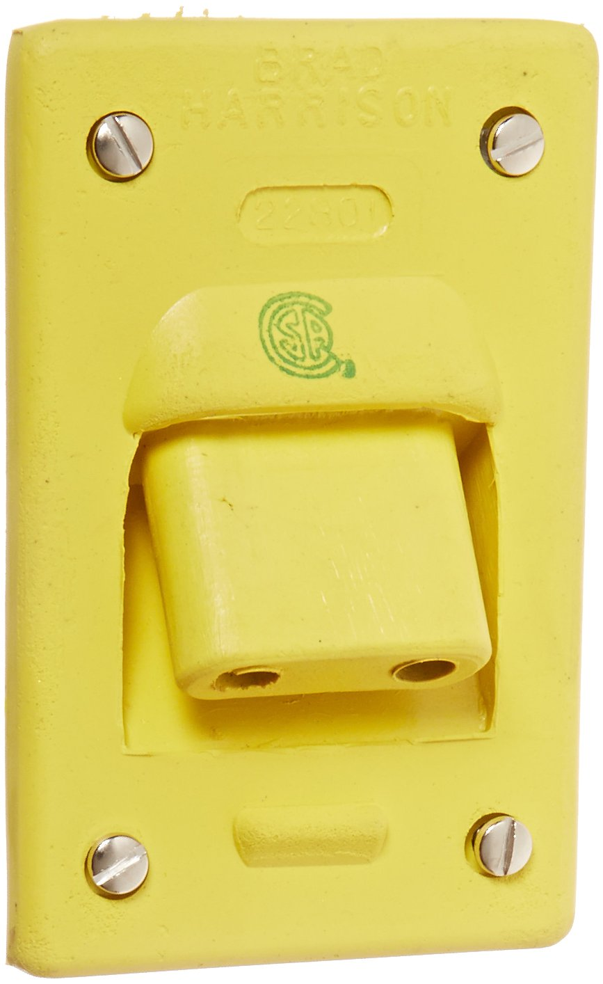 Woodhead 22801 Die Block 2 Pole Angle Receptacle