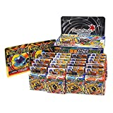 Maple Story Supreme Ddakji Pasteboard Game with Bonus Cards : 24 Packs x 1 Case Set