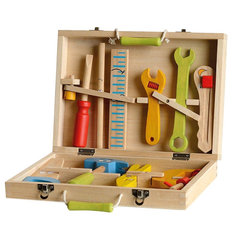 Kinder Werkzeugkoffer - Beluga Kinder Werkzeugkoffer Lino