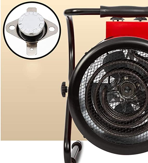 ghdonat.com Heater Portable Space Heater Renewed Adjustable ...