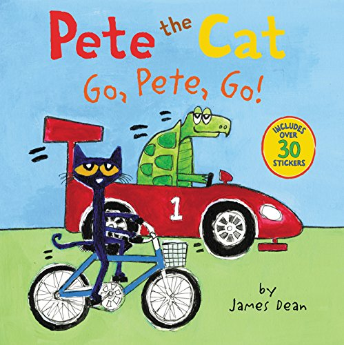 Pete the Cat: Go, Pete, Go! ()