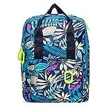 taleah Strange Blue Waterproof Beach Swim Bag Wet Dry Unisex Tote Gym Sports Bag for Women and Men Travel Duffel Bag