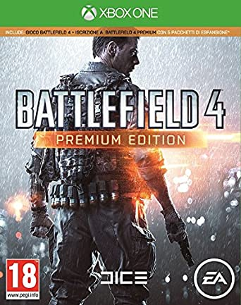 Battlefield 4 Premium Edition: Amazon.es: Videojuegos