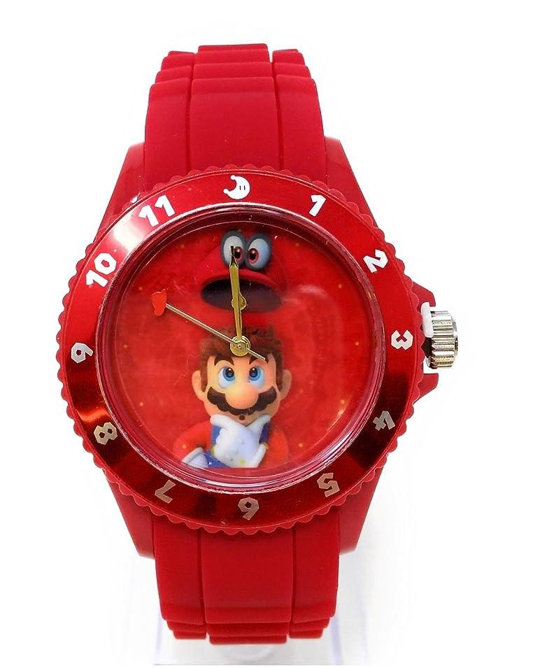 ドア社員ストリップポケモンクオーツプラスチック製カジュアル腕時計 カラー:ブラック(モデル:POK3085)