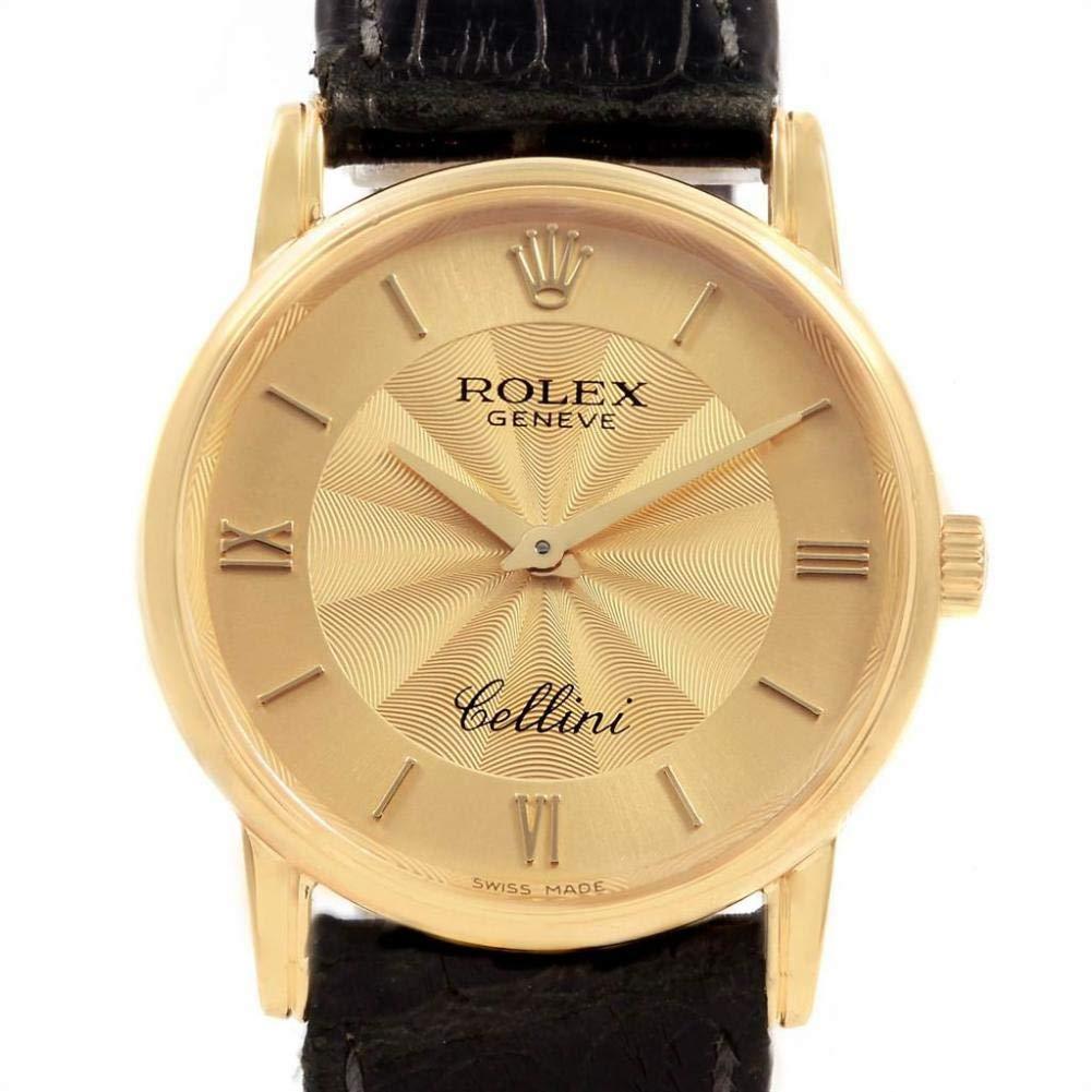 Rolex Cellini 5116 - Reloj mecánico de Cuerda Manual para ...