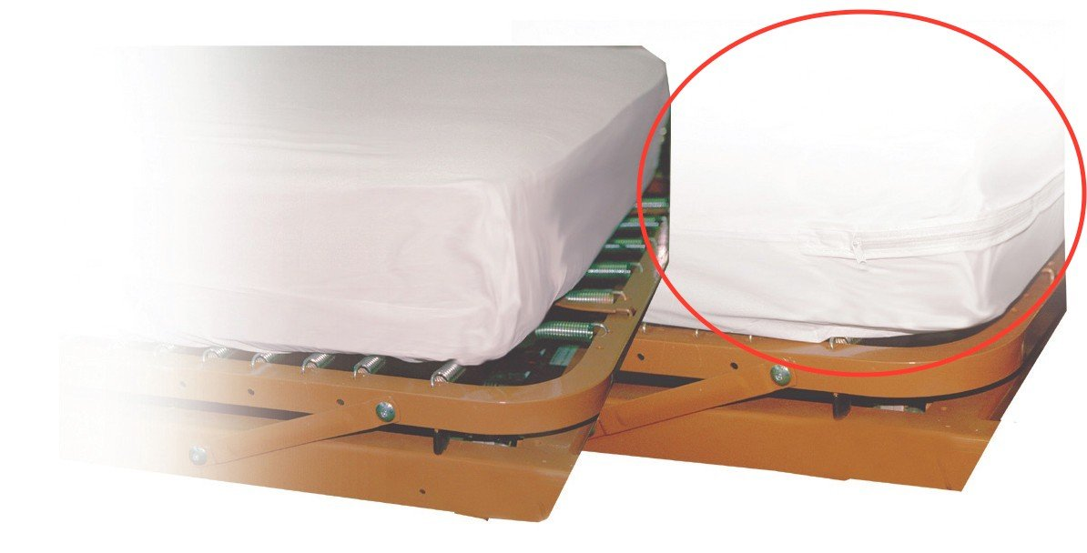 Amazon.com: Drive Bariatric Mattress Cover(Each) Zippered: 80 x 42: Health & Personal Care
