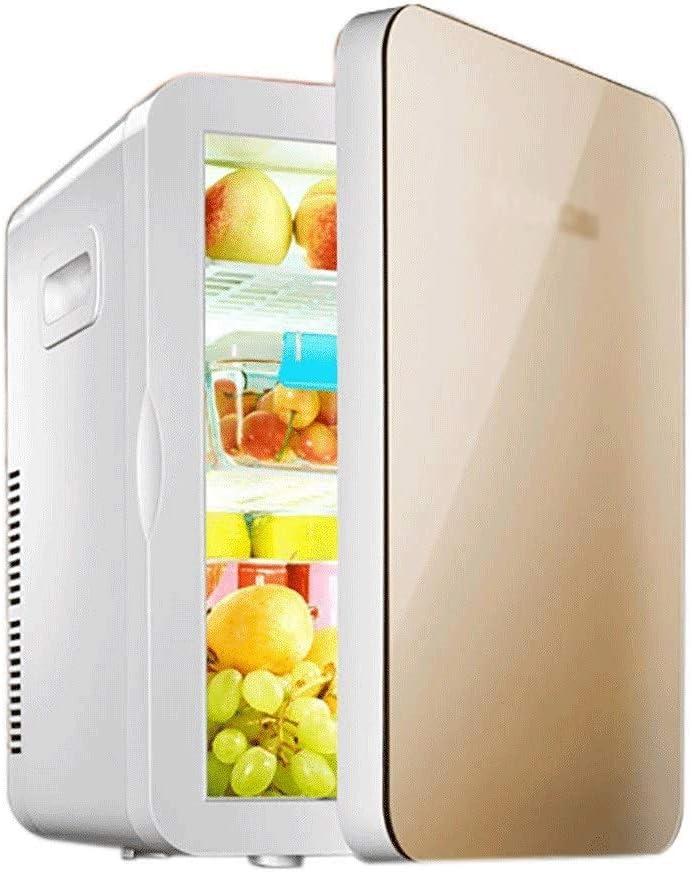 YPYCQ Mini refrigerador con congelador para la Oficina del ...