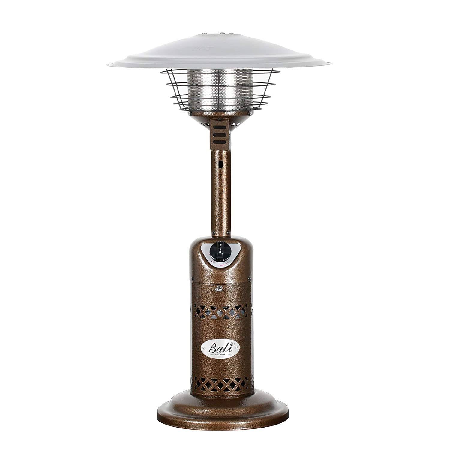 Amazon Com Bali Outdoors Patio Heater Portable Tabletop