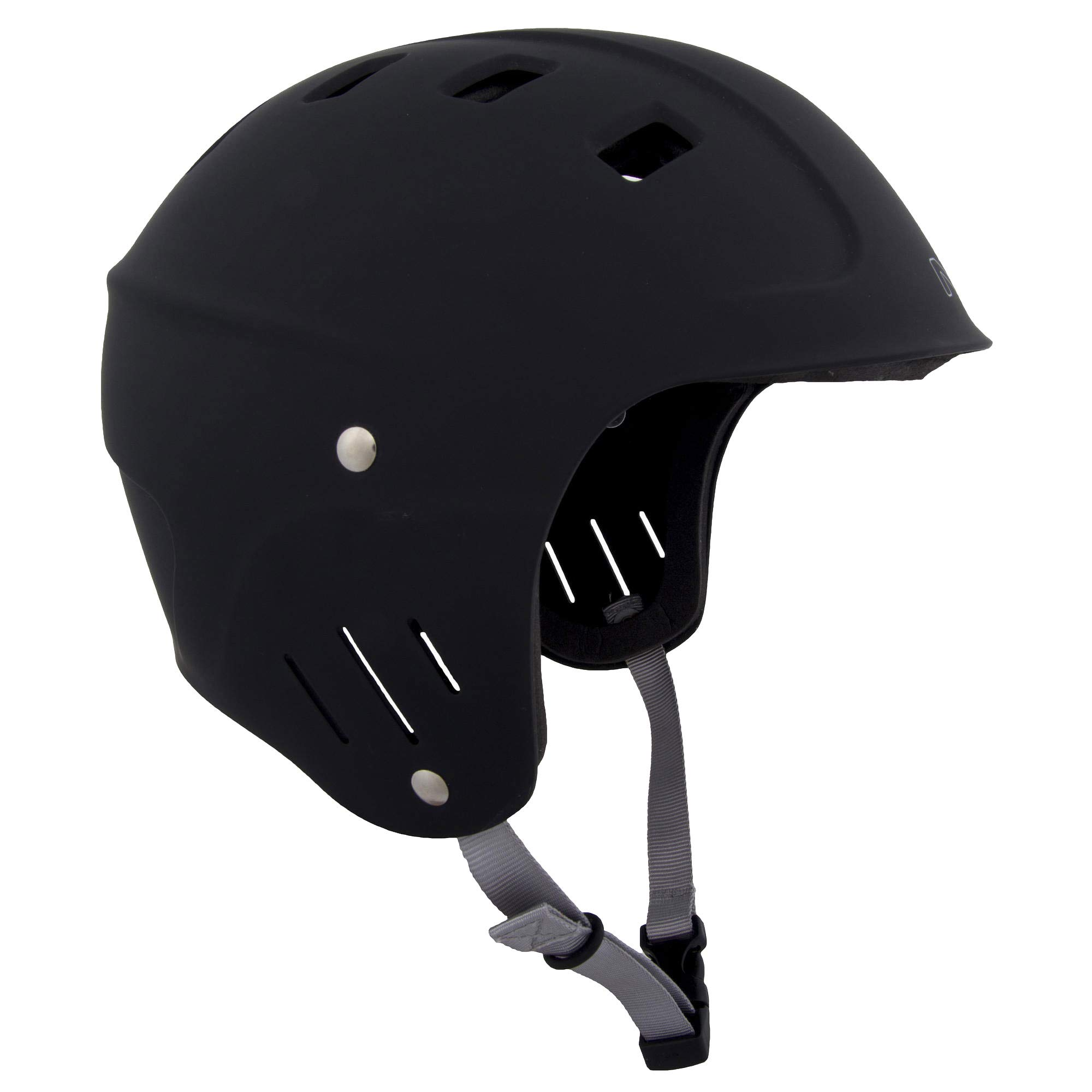 NRS Chaos Helmet - Full Cut Black Medium by NRS