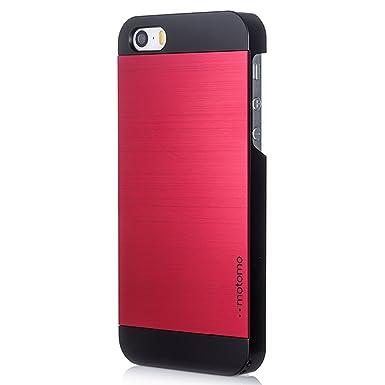 reputable site 20459 3304a MOTOMO INO Metal Aluminum Fashion Hard Case for iPhone 5 / 5S - Wine ...