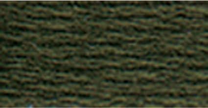 DMC 117 – 934 6 Hilos Bordado algodón Hilo, Negro Aguacate Verde ...