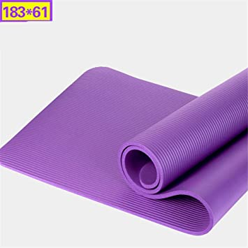 ZKDY Principiante Espesar Fitness Mat Yoga Mat Manta De Yoga ...