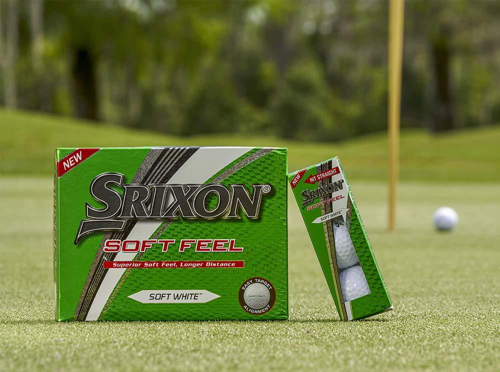 Srixon Soft Feel Golf Balls ON...