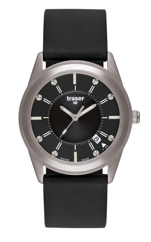 Traser H3 Classic Translucent Black T4302.84C.E3A.01