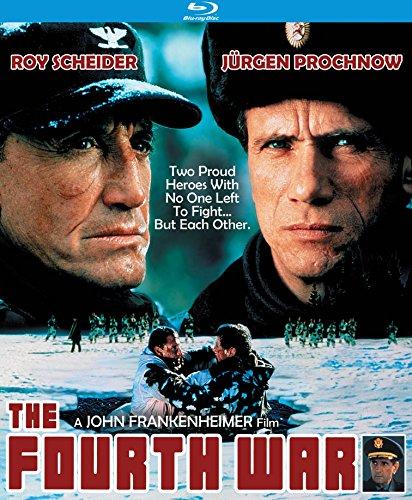 Fourth War [Blu-ray]