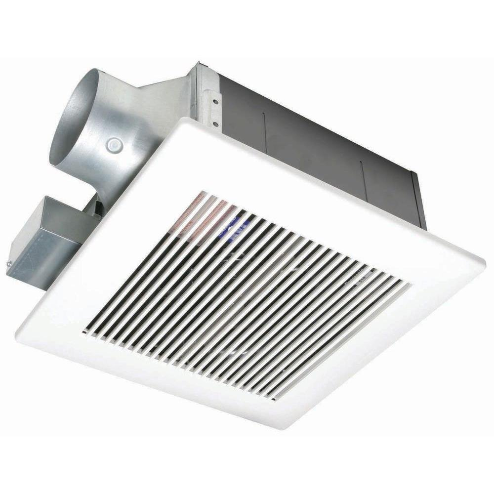 Panasonic Fv 11vf2 Whisperfit 110 Cfm Low Profile Ceiling Mounted Fan White Ca Tools Home Improvement