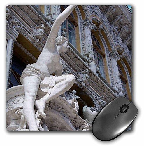 Danita Delimont - Ukraine - Ukraine, Odessa. Shopping mall, statue - AS43 CMI0210 - Cindy Miller Hopkins - MousePad - Mall Odessa