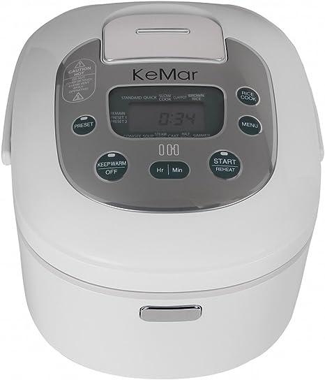 180 KIC inducción multifunción cocina / cocina de arroz / vapor con la función Mantener caliente / Timer / pistola