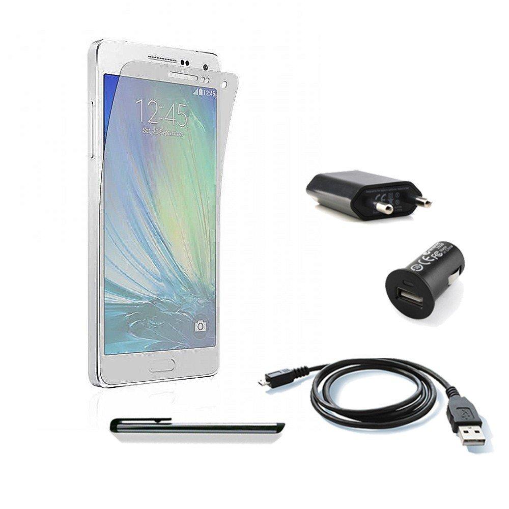 Kit Accesorios para Samsung Galaxy A5 SM-A500 F Cargador ...