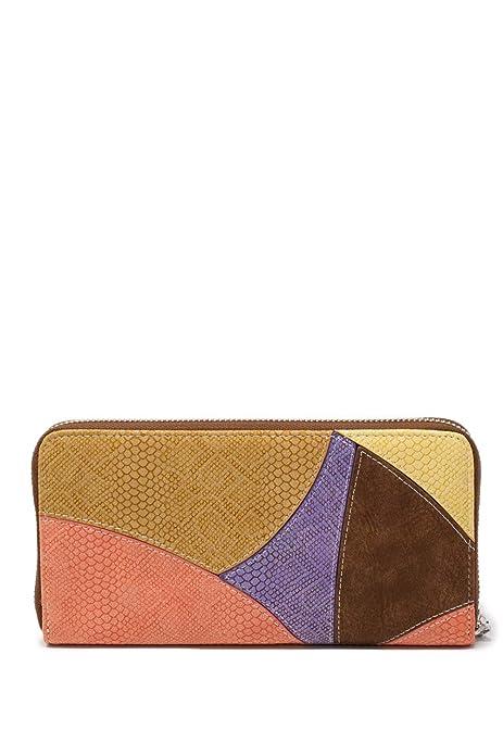 Desigual - MONEDERO JACKIE FIONA Mujer color: 6008 talla: T ...