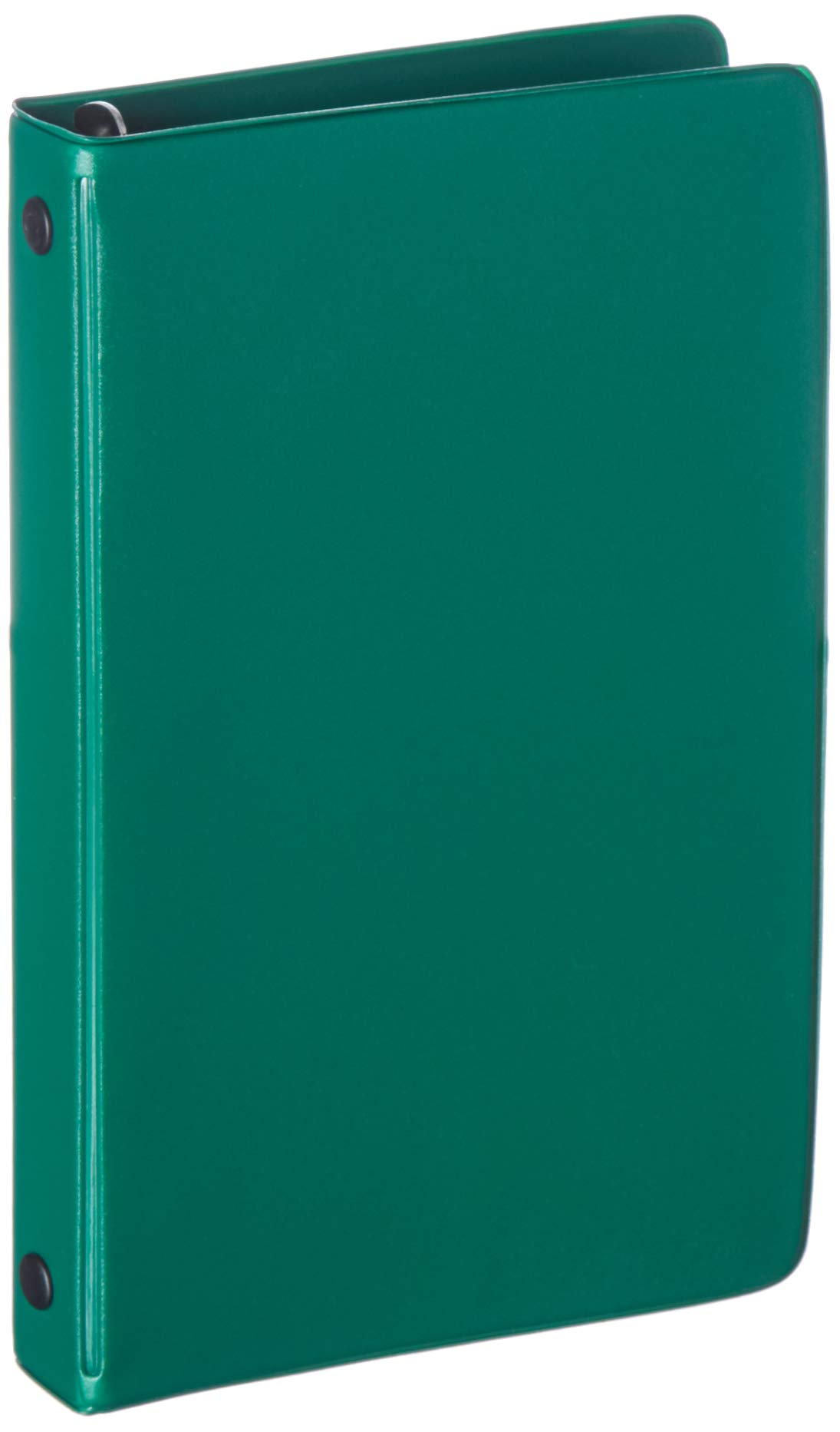Mead Loose-Leaf Memo Book, 6 3/4 x 3 3/4'', 6-Ring, 1/2-Inch, 40 Pages, Assorted - Color May Vary, Pack Of 4