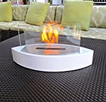 Concord Tabletop Bio Ethanol Ventless Fireplace