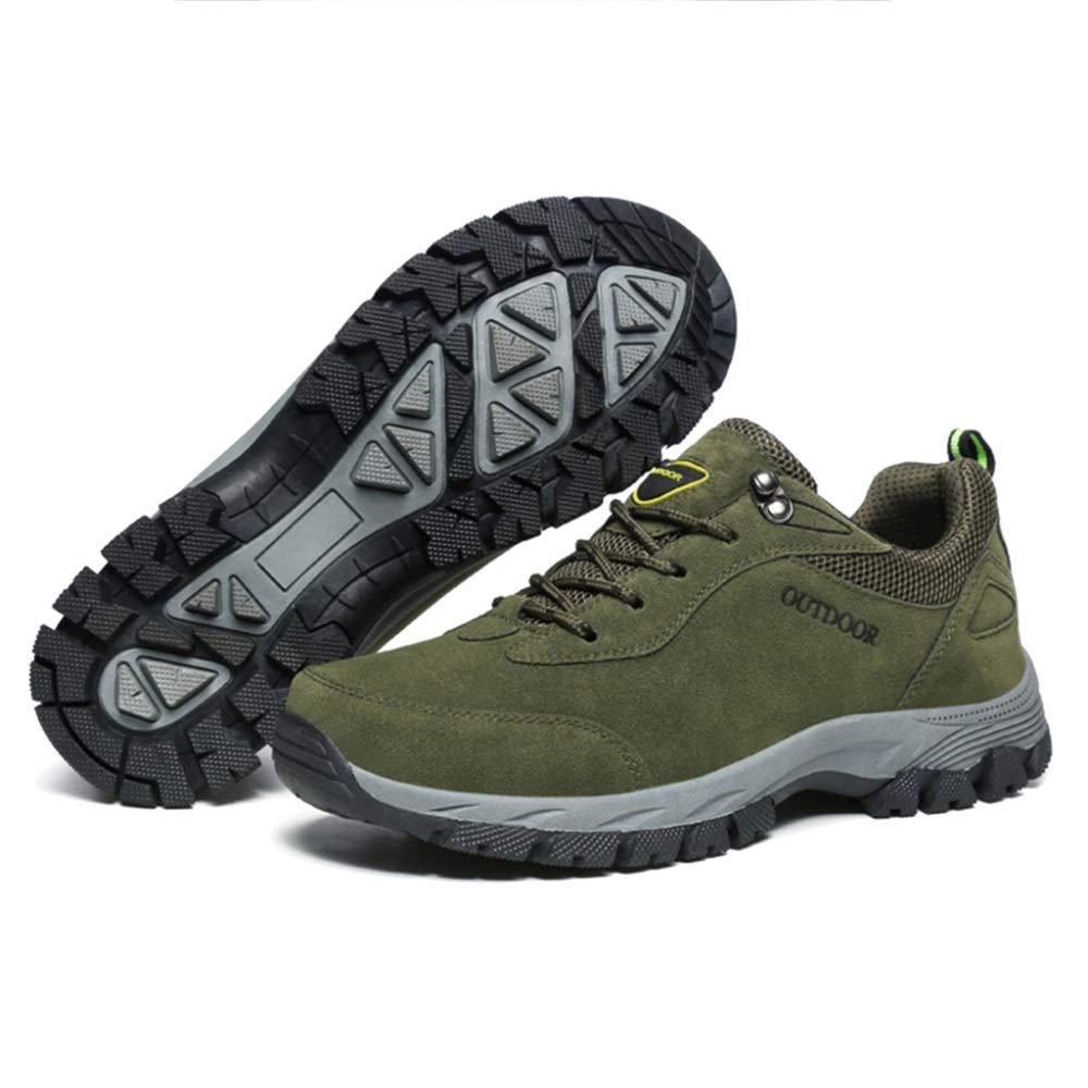 WWJDXZ Retro Wanderschuhe im Freien Sportschuhe Retro WWJDXZ Camping Wandern Laufschuhe (Farbe   Armeegrün größe   41) 5bd165