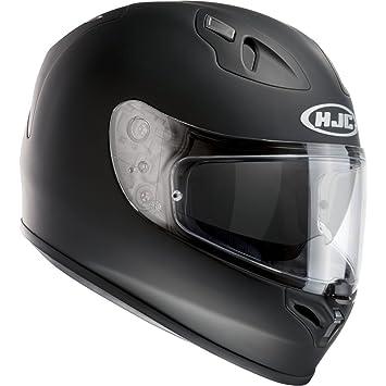 Casco para motocicleta HJC FG-ST Negro Mate Talla 64/XXL