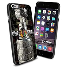 Chicago Blackhawks NHL, #1315 Hockey iPhone 5 5s Case Protection Scratch Proof Soft Case Cover Protector