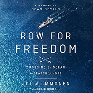 Row for Freedom Audiobook