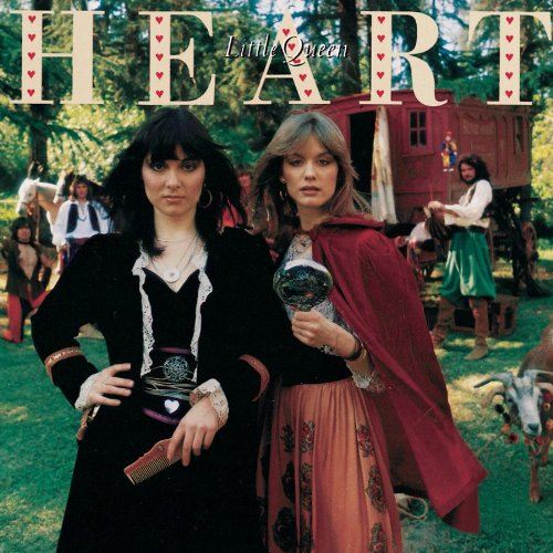 CD : Heart - Little Queen (CD)