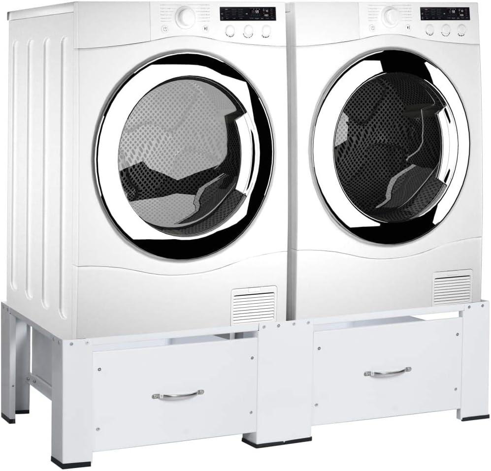 Appliances Stacked Washer & Dryer Units alpha-ene.co.jp vidaXL ...
