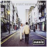 Oasis - (What's The Story) Morning Glory? - Creation Records - CRE CD 189