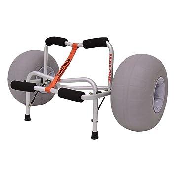 Malone Clipper Deluxe Universal carro con ruedas de playa: Amazon.es: Deportes y aire libre