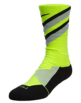 Nike Men s Hyper Elite Chase Baloncesto Calcetines