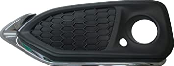 NEW Driver Side Fog Light Bezel For 2016-2018 Acura RDX AC1038113 SHIPS TODAY