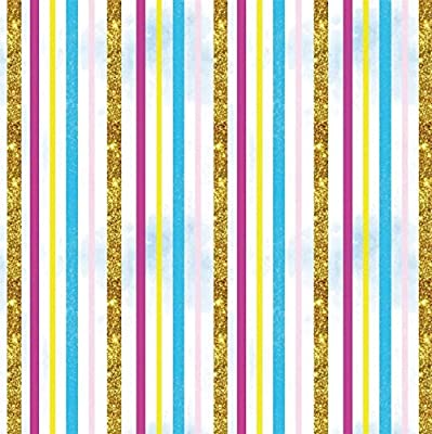 1215dad0fec040 ... Four Colors Stripes Photo Background Colorful Golden White Yellow Blue  Purple Rainbow Backdrop for Party Birthday Studio Video YouTube   Camera    Photo