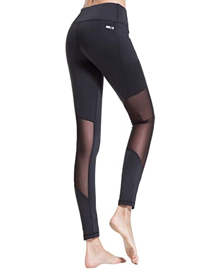 b785916f1d7db Croslimit Women Yoga Leggings - Upgrade High Waist Tummy Control - Hidden  Pocket - Plus Size Sports Leggings Running Tights Training Pants Casual  Trousers  ...