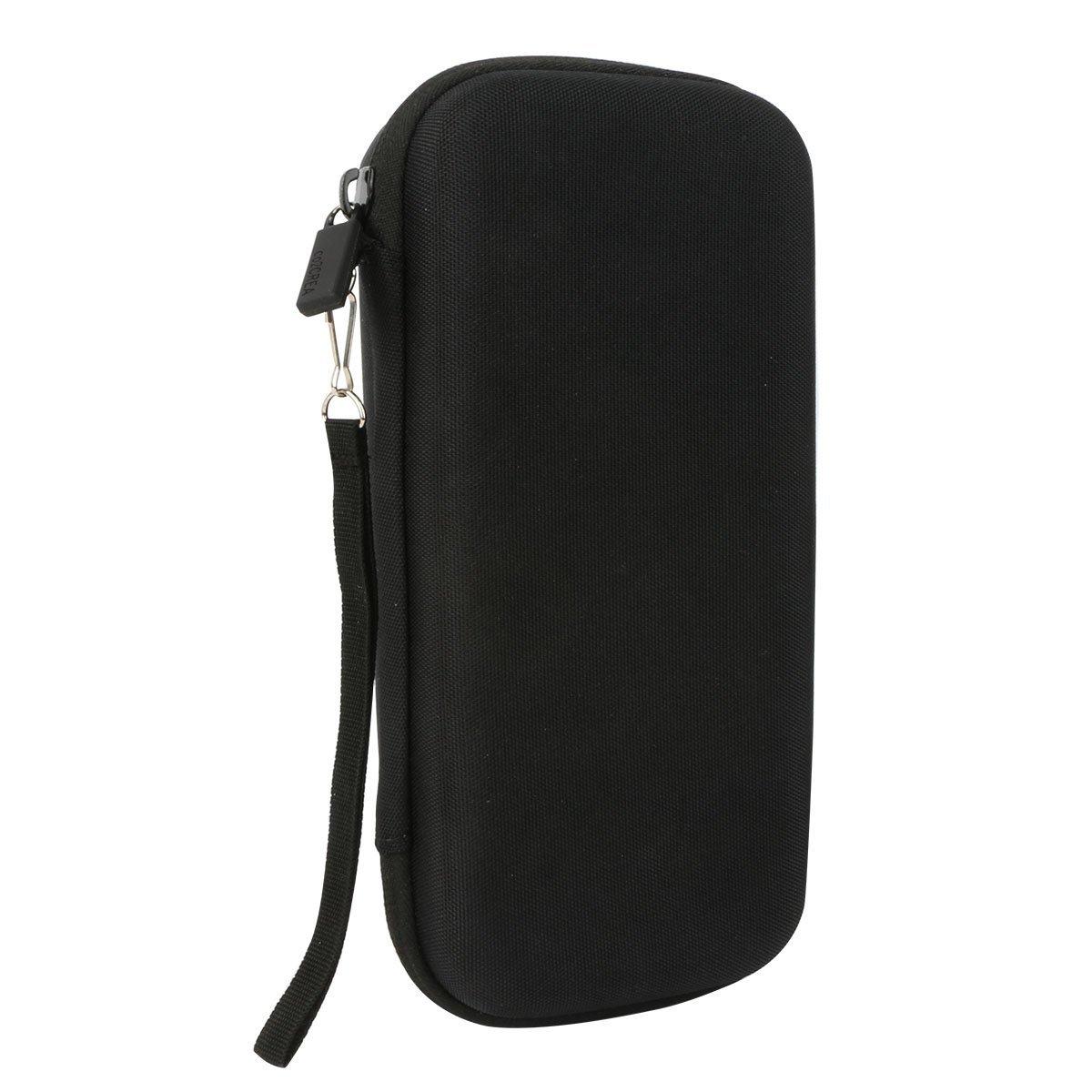 co2CREA Storage Travel Carry Orginzer Case bag for truMedic TENS Unit Electronic Pulse Massager