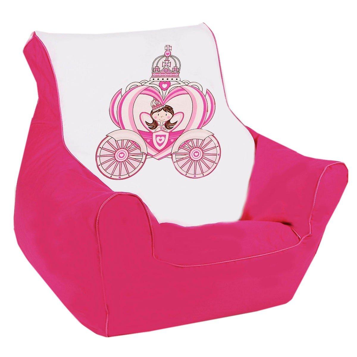 Knorr-Baby 2014 Flieger - Sillón infantil rosa 450204