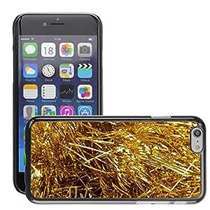 """Print Motif Coque de protection Case Cover // M00157181 Oro decoración de la franja del encanto // Apple iPhone 6 6S 6G 4.7"""""""